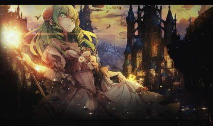 Old Kingdom by Miriante