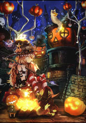 This Is Halloween by Miriante