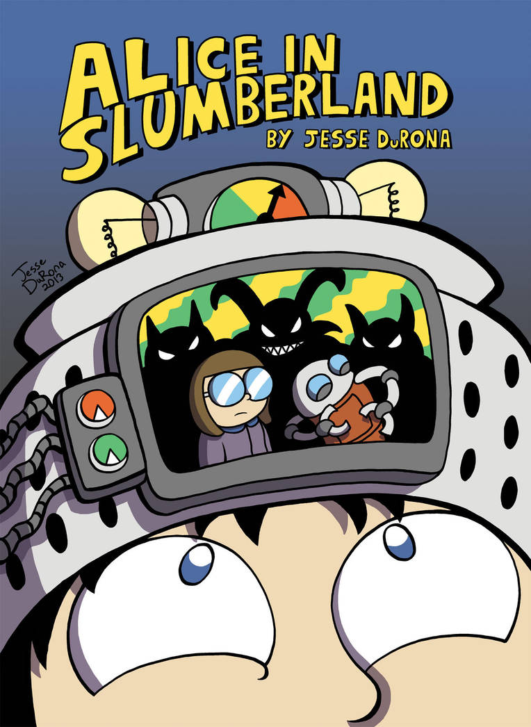Alice in Slumberland Cover by JesseDuRona