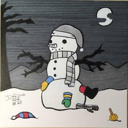 INKtober 2016 #25 by JesseDuRona