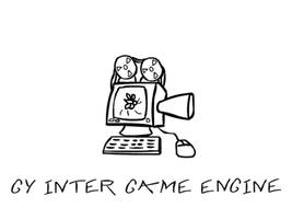 GYInterGame - Logo Screen by Imaflashdemon