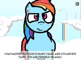 Fukd from Equestria - Rainbow Dash after... by Imaflashdemon