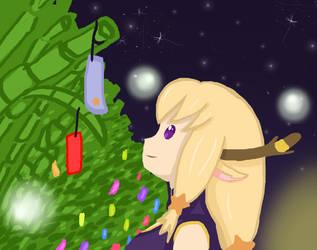 Jiao: Tanabata event by R3dArkang3l