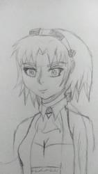 Gear Sketch by R3dArkang3l