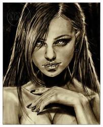 .Bossy Girl by IsaiahStephens