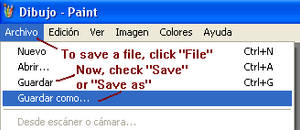 Tips to save a file by Belinda-Emily-Back