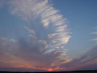 dusk sky 2 by hcube