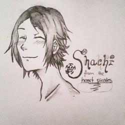 Shachi from the Heart pirates by kumaa-art