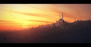 Arabian Nights by TheArtofSaul