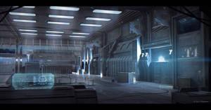Alinias Interior by TheArtofSaul