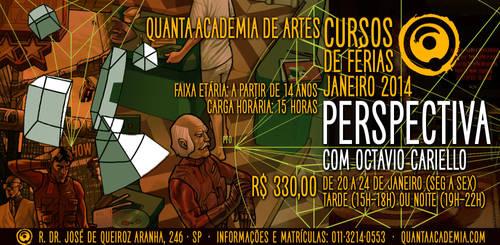 Curso de Ferias Perspectiva 2014 Quanta by cucomaluco