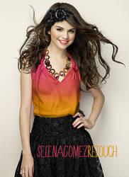 Selena Gomez retouch by niaapierce