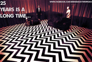 25 Years Is A Long Time.... by BringBackTwinPeaks
