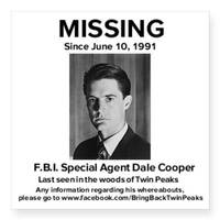 MISSING by BringBackTwinPeaks