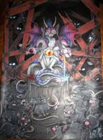 Lord chimera by Chocolatechilla
