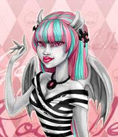 Rochelle Goyle by zirofax