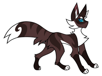 Hawkfrost (redo of a redo) by CopperBug