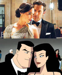 Wonderbat in Batman vs Superman by WonderWomanForEver