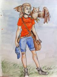 Annabeth Chase by Eclast