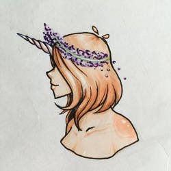 Lavender Vibes by Eclast