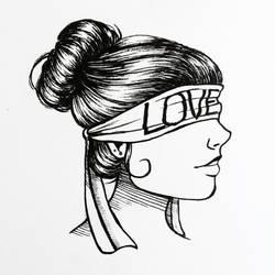 Love is Blind by Eclast