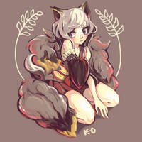 Darkie by Kei-yo