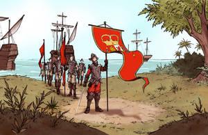 Conquistadors 01 by RecsFX