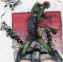 Green Goblin by RecsFX