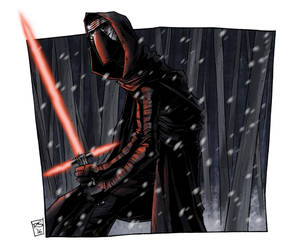 Kylo Ren by RecsFX