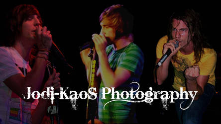 Jodi-KaoS Photography Logo by jodi-kaos