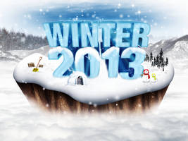 Winter 2013 by BarSDesign