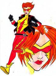 Teen Titans A-Z :Kid Flash III by kidmarvelj