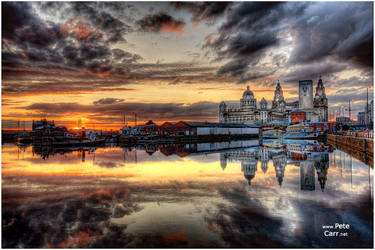 Liverpool Reflected by petemc