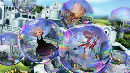 MMD bubble model Ver.2 by Keke-s-h
