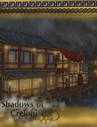 Jinghu Docks-Night Rain Preview by LasselantaNariel