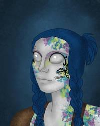 Cyl Flowers by LasselantaNariel
