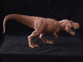 T.Rex - model prototype sculpture by revenant-99