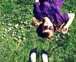 kocham wiosne. by izabelka-morelka