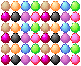 Assortment of practice Pygmy eggs by I-am-to-be-myself