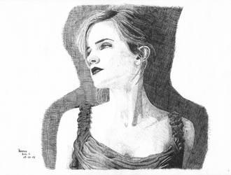 Emma Watson - 09-07-12 by rodrigosebastian