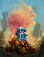 Spectacular Battle Android by JakeKalbhenn