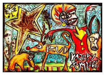 Santa Claus by Mardi-Malt