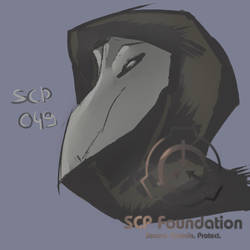 SCP-049 by thetwinsisters