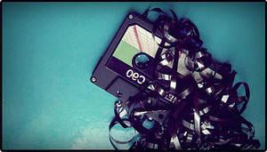 kaseta. by tekturowa