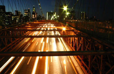 Into Brooklyn By Night by jamieoliver22
