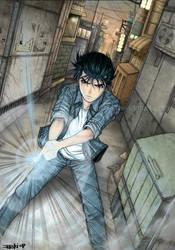The Spirit Detective by jedski