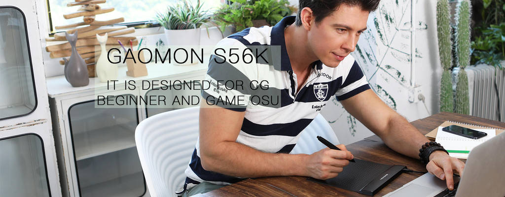 GAOMON S56K BrandsShoppingWeek ALIEXPRESS by Gaomonpentablet
