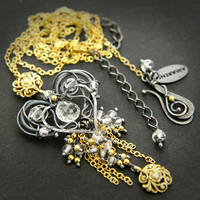 Splendeur: Glace - necklace 3 by BartoszCiba