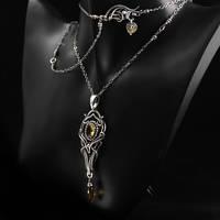 Cilia necklace 2 by BartoszCiba