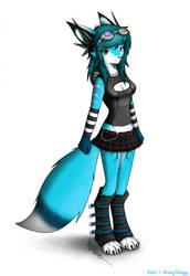 Kichi :3 - colored by Dashster